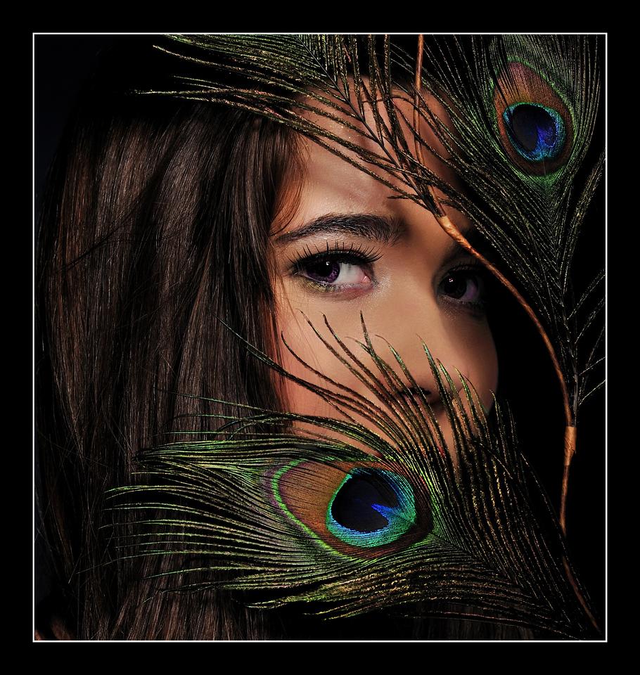Purple Eyes<br /> By Daniel Pham