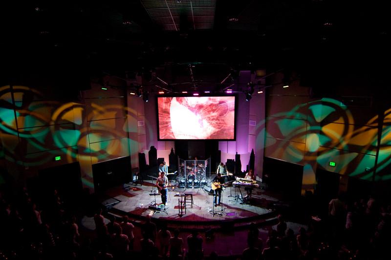 Worship Band Fuse 8:30 service