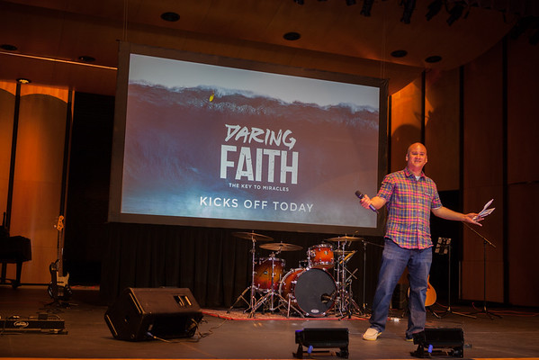 Daring Faith 2015