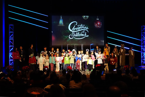 Christmas Pageant 12/20/15