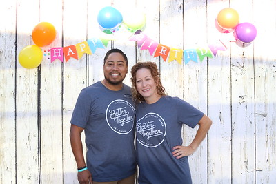 Saddleback San Diego 1st Birthday Celebration