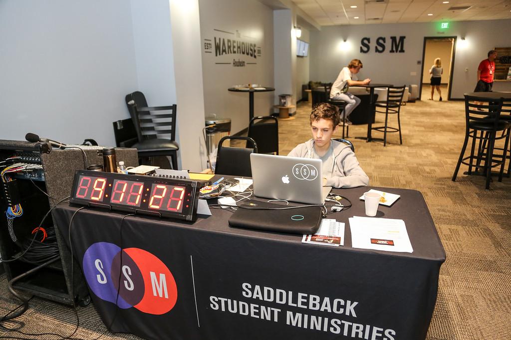 2015-09-06 Saddleback Student Ministries