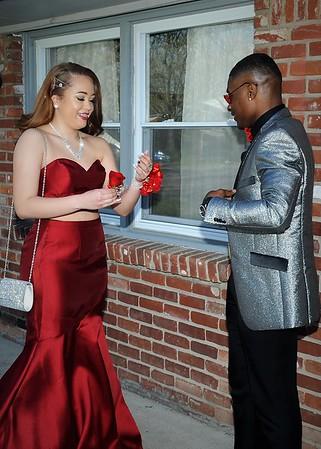 Sade's Prom 2018