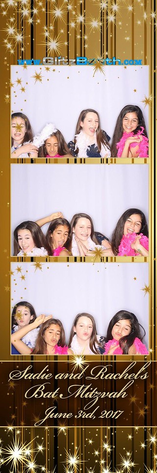Sadie and Rachel's Bat Mitzvah