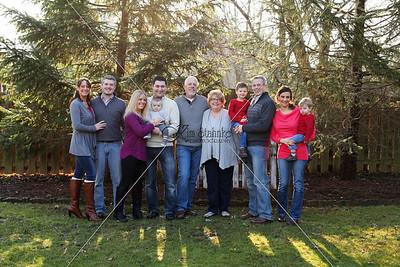 Saettel Family