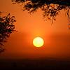 Sunrise - Serengeti