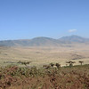 Ngorongoro Conservation Area landscape - Maasai lands