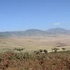 Ngorongoro Conservation Area landscape - Maasai lands