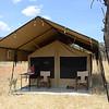 Our tent - OAT Safari Tented Camp - Serengeti