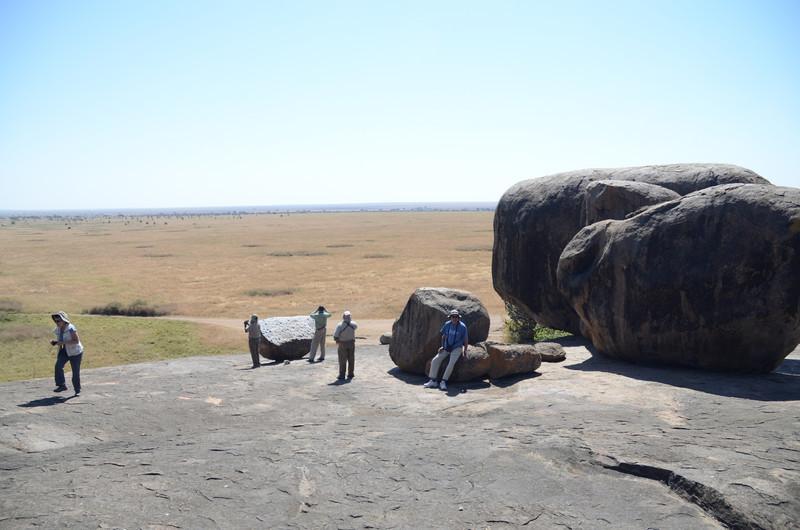 Gong Rock - Moru Kopjies, Serengeti