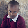 Sixth grade student in Rhotia Primary School -Karatu, Ngorongoro Highlands