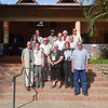 Our OAT Travel Group preparing to return home - Olasiti Lodge, Arusha