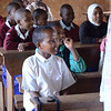 Children - sixth grade class at Rhotia Primary School - Karatu, Ngorongoro Highlands