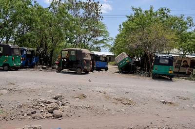 Street view near Karatu