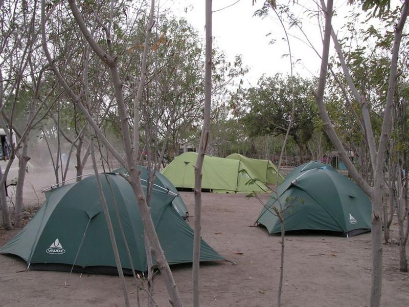 Campsite Tarangire
