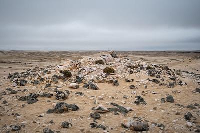 We find interesting rocks