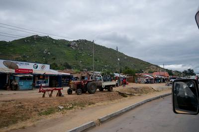 Street view, from Ruaha to Mikumi