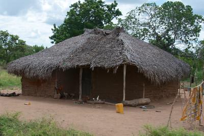 Tanzanian house
