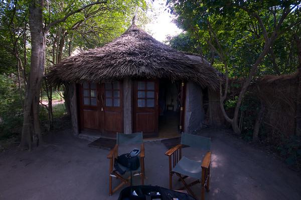 Our Mudhut, Selous River Camp