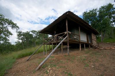 Sable Mountain Lodge, our En-suite Tent