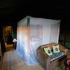 Sable Mountain Lodge, inside our En-suite tent