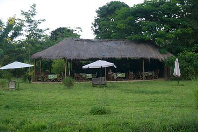 Udzungwa Forest Lodge, Dining Area