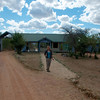 Entrance Ruaha National Park