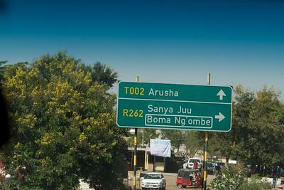 Arusha!