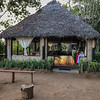 Restaurant at Selous Jimbiza Camp