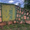 Entering Selous Game Reserve from Matambwe Gate