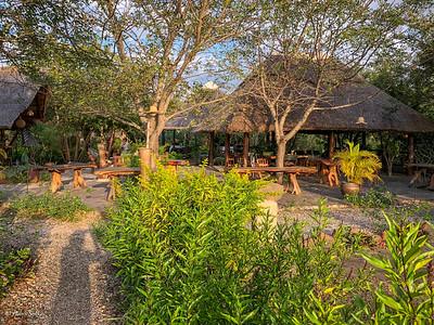 Bar / Restaurant at Camp Bastian Mikumi.