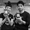 Nozy Coffee at FabCafe Shibuya! Leica Monochrom w 35mm summilux.