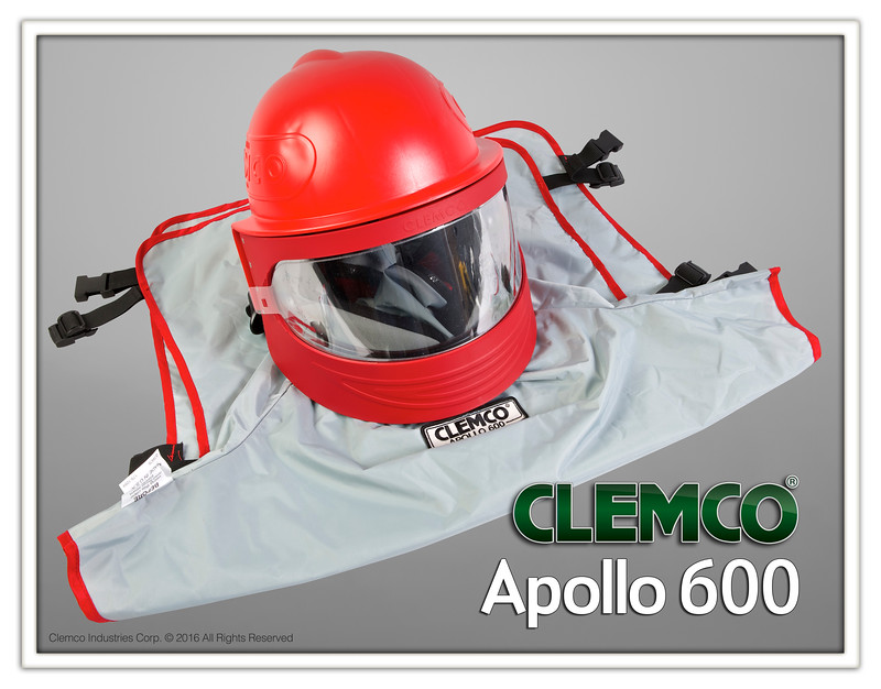 Apollo 600 Supplied-Air Respirator