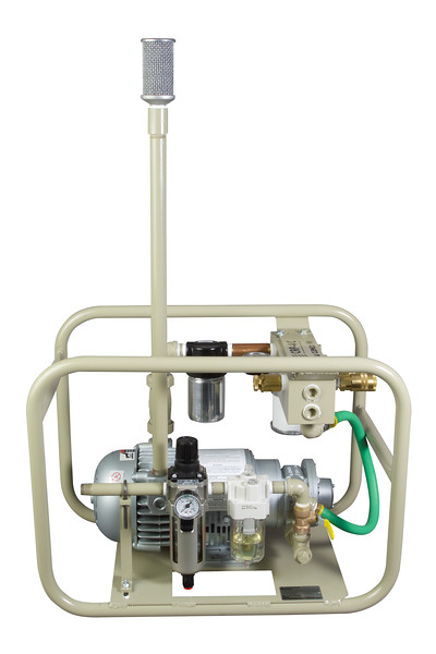 CAP-4 Air Pump with Frame