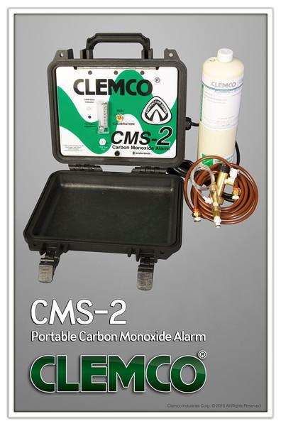 Portable Carbon Monoxide Alarm