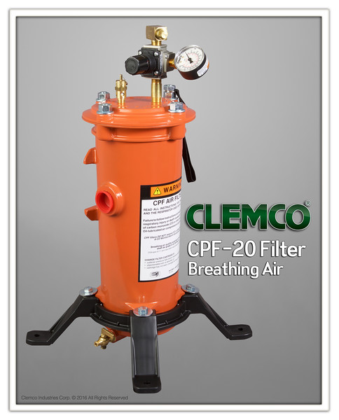CPF-20 Breathing Air Filter