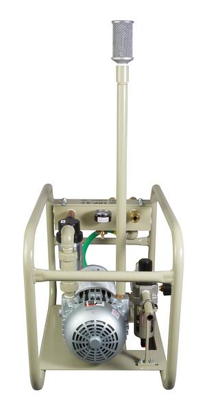 CAP-4 Air Pump with Frame