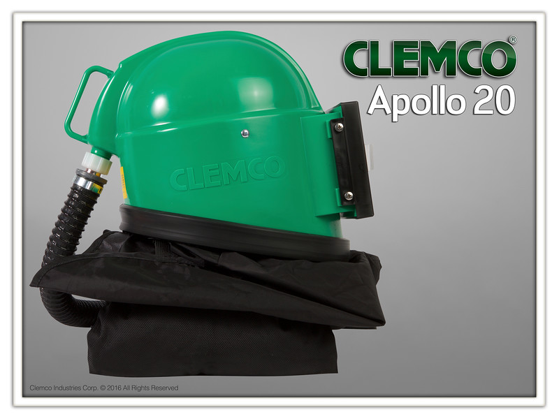 Apollo 20 Supplied-Air Respirator