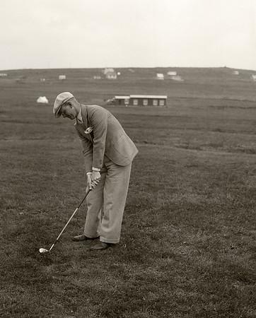 Golfkennarinn