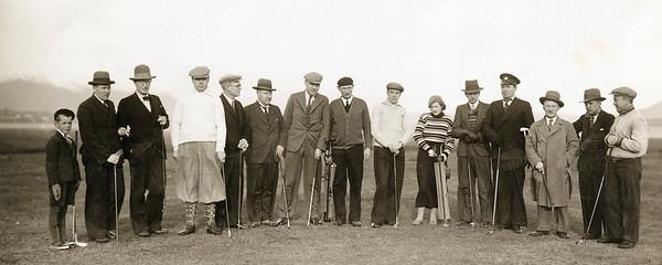 Frumherjar hjá Golfklúbbi Akureyrar