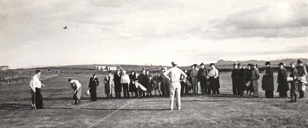 Golfsýning - Öskjuhlíðarvöllur