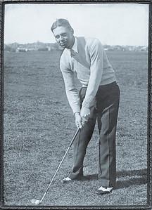 Rube Arneson golfkennari