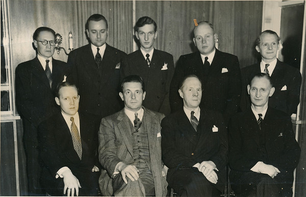Stjórn GR 1949.