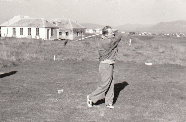 Hole in one mótið 1957