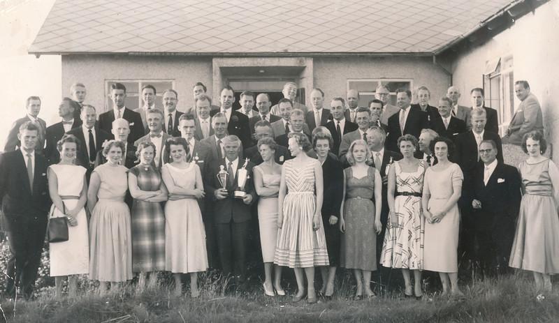 Íslandsmótið 1957