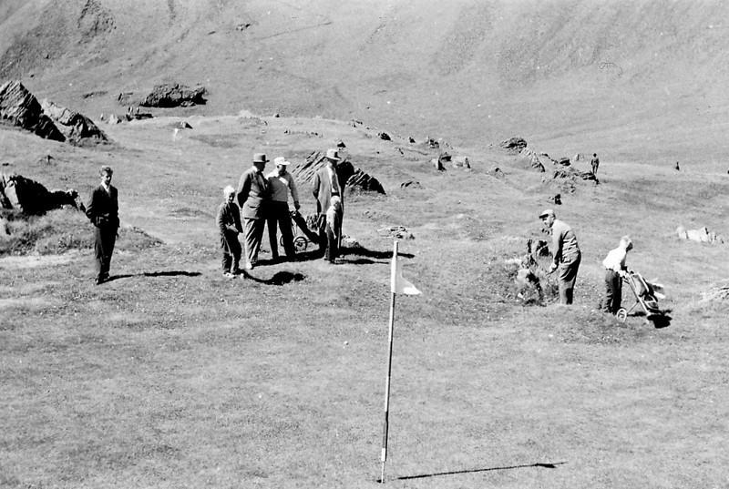 Íslandsmótið í Eyjum 1959