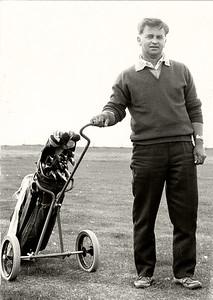 Jóhann Eyjólfsson - 1955, 1957 & 1960.