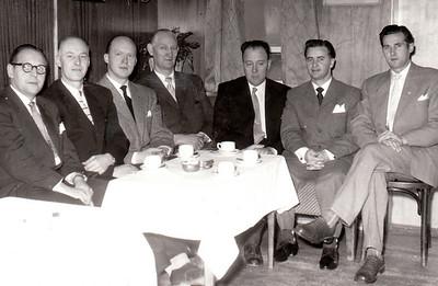 Stjórn GR 1960-1