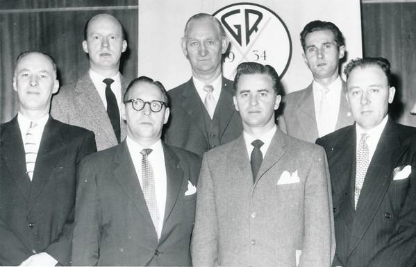 Stjórn GR 1960-61.