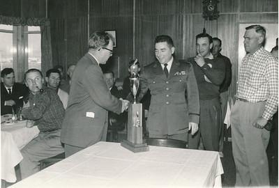 Jason Clark mótið 1960